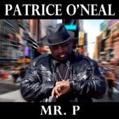 Cover to Patrice O'Neal's Mr. P