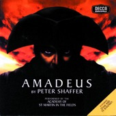 Academy of St. Martin in the Fields & Sir Neville Marriner - Amadeus (Music From The 1999 Stage Play)  artwork