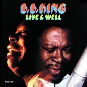 B.B. King - Live & Well  artwork