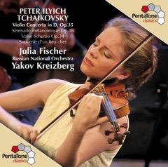 Violin Concerto / Valse-Scherzo / Sérénade Mélancolique / Souvenir