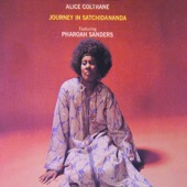 Alice Coltrane - Journey in Satchidananda  artwork