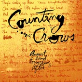 Counting Crows - August and Everything After  artwork