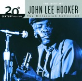John Lee Hooker - 20th Century Masters - The Millennium Collection: The Best of John Lee Hooker  artwork