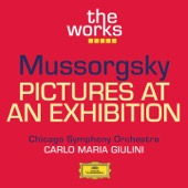 Chicago Symphony Orchestra & Carlo Maria Giulini - Mussorgsky: Pictures At an Exhibition  artwork