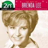 Rockin' Around the Christmas Tree - Brenda Lee Cover Art