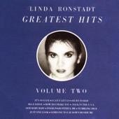 Greatest Hits, Vol. 2 - Linda Ronstadt Cover Art