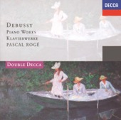 Pascal Rogé - Debussy: Piano Works  artwork