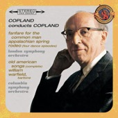 Columbia Symphony Orchestra, Aaron Copland, London Symphony Orchestra & William Warfield - Copland Conducts Copland (Expanded Edition)  artwork
