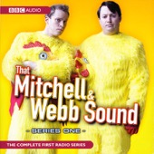 Robert Webb & David Mitchell - That Mitchell and Webb Sound: Series 1  artwork