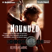 Kevin Hearne - Hounded: The Iron Druid Chronicles, Book 1 (Unabridged)  artwork