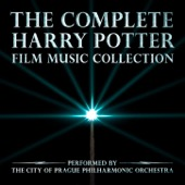 The City of Prague Philharmonic Orchestra, Nic Raine, James Fitzpatrick & Evan Jolly - The Complete Harry Potter Film Music Collection  artwork