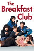 John Hughes - The Breakfast Club  artwork