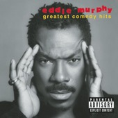 Cover to Eddie Murphy's Greatest Comedy Hits