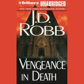 J. D. Robb - Vengeance in Death: In Death, Book 6 (Unabridged)  artwork