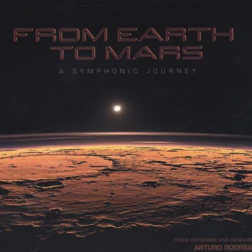 Bruno Mars Earth to Mars album cover