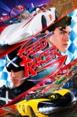 Andy Wachowski & Larry Wachowski - Speed Racer (2008)  artwork