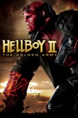Guillermo del Toro - Hellboy II: The Golden Army  artwork