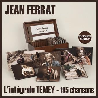 L'intégrale Temey - 195 chansons, Jean Ferrat
