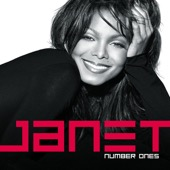 Janet Jackson - Number Ones  artwork