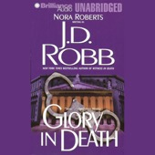 J. D. Robb - Glory in Death: In Death, Book 2 (Unabridged)  artwork