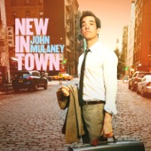 Cover to John Mulaney's New In Town