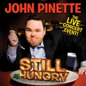 Cover to John Pinette's Still Hungry