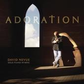 David Nevue - Adoration: Solo Piano Hymns  artwork