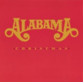 Christmas In Dixie - Alabama Cover Art