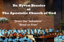 Jesus Our Salvation/Bond or Free, Apostolic Church of God