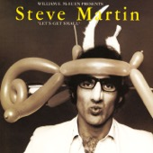 Cover to Steve Martin's Let's Get Small
