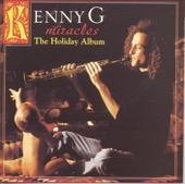Brahms Lullaby - Kenny G Cover Art