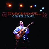 Tommy Emmanuel - Center Stage (Live)  artwork