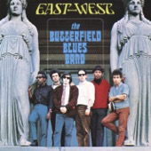 The Paul Butterfield Blues Band - East West  artwork
