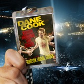 Cover to Dane Cook's Rough Around the Edges (Live from Madison Square Garden)
