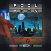 Jim Butcher - Fool Moon: The Dresden Files, Book 2 (Unabridged)  artwork