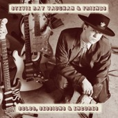 Stevie Ray Vaughan - Solos, Sessions & Encores  artwork