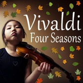 Takako Nishizaki, Capella Istropolitana & Stephen Gunzenhauser - Vivaldi: The Four Seasons  artwork