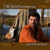 Tab Benoit - Power of the Pontchartrain  artwork
