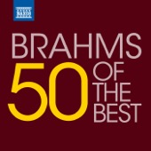 Various Artists - 50 of the Best: Brahms  artwork