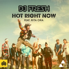 Hot Right Now artwork