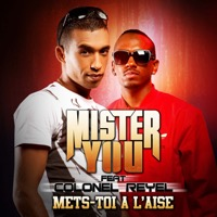 Mister You - Mets toi à l'aise (feat. Colonel Reyel) - Single