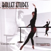 Robert Long - Ballet Class Music: Ballet Etudes  artwork