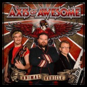 Cover to The Axis of Awesome's Animal Vehicle