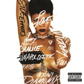 Unapologetic (Deluxe Version) - Rihanna Cover Art