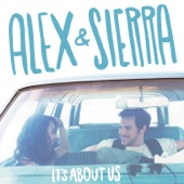 It's About Us - Alex & Sierra Cover Art