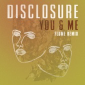 Disclosure - You & Me (feat. Eliza Doolittle) [Flume Remix] illustration