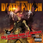 Five Finger Death Punch - The Wrong Side of Heaven and the Righteous Side of Hell, Vol. 1  artwork