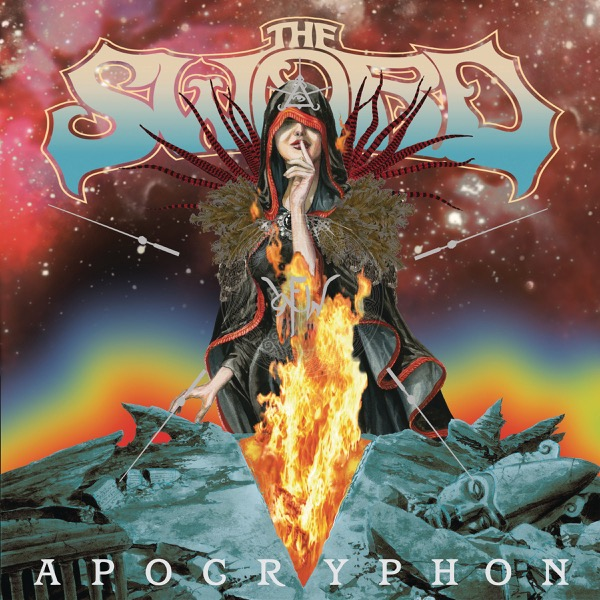 Apocryphon by The Sword Album Art