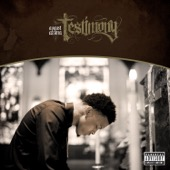 August Alsina - Testimony  artwork