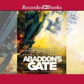 James S.A. Corey - Abaddon's Gate (Unabridged)  artwork
